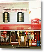 Terrell North Carolina Metal Print