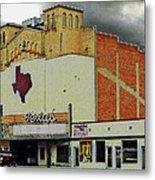 Texas Theater II Metal Print
