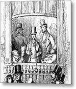 Thackeray: Newcomes, 1855 Metal Print