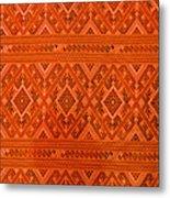 Thai Patterns. Metal Print by Chatchawin Jampapha