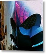 Thank You Frank Gehry Metal Print
