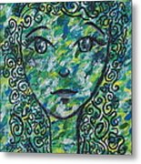 Thank You Mother Nature Metal Print by Evolve And Express