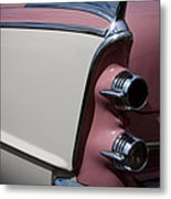 The 1955 Dodge Royal Lancer Sedan Metal Print