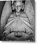 The Angels Burden Metal Print