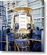 The Apollo Telescope Mount Undergoing Metal Print by Stocktrek Images