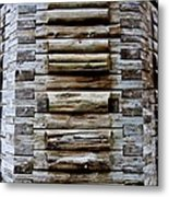 The Art Of Wood 2 Metal Print by Randall Weidner