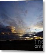 The Autumn Sky  Metal Print
