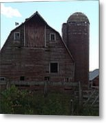 The Barn II Metal Print
