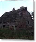 The Barn IIi Metal Print