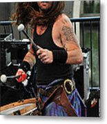 The Baron Of Bass Metal Print