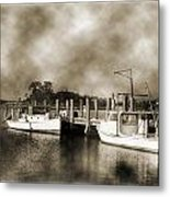 The Bayou Metal Print by Barry Jones