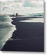 The Beach Metal Print by Joana Kruse