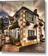 The Bear Inn  Metal Print