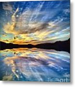 The Beauty Before The Darkness Metal Print