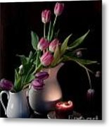 The Beauty Of Tulips Metal Print