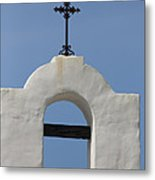 The Bellfry Arch Metal Print
