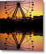 The Big Easy Metal Print by Pixel Perfect by Michael Moore