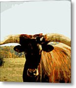 The Big Guy Metal Print