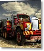 The Big Mack Metal Print
