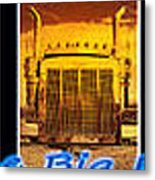 The Big Rigs Group Pic Metal Print