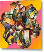 The Bow Metal Print