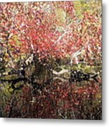 The Burning Bush Metal Print