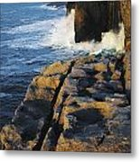 The Burren, Co Clare, Ireland Metal Print
