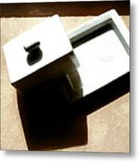 The Butter Dish Metal Print