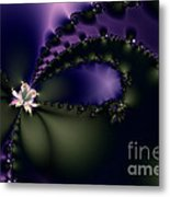 The Butterfly Effect Metal Print by Wingsdomain Art and Photography