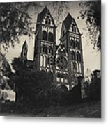 The Catholic Cathedral Of Limburg Metal Print
