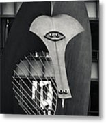 The Chicago Picasso Metal Print