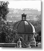 The Church In Lovers Park Metal Print