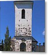 The Church Of Kuopio Metal Print
