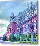 The Colgate-pamolive Company Building II Metal Print