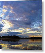 The Colors Of Morning  Metal Print