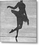 The Dancer Metal Print by Steven Gray