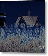 The Darkness Before The Dawn Metal Print