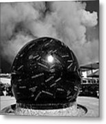 The Day The Stars Fell To Earth Metal Print by David Lee Thompson