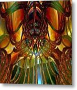 The Demon Mother Lair Fx  Metal Print