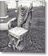 The Devil's Chair Metal Print