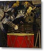 The Drum Metal Print by Steven Wood