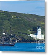The Earl Of Pembroke Metal Print