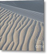 The Edge Of Sand Metal Print by Ron Hoggard