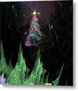 The Egregious Christmas Tree 2 Metal Print