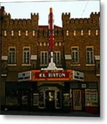 The El Raton Metal Print