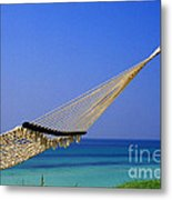 The Emerald Coast Metal Print by Thomas R Fletcher