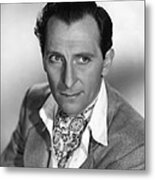 The End Of The Affair, Peter Cushing Metal Print by Everett