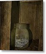 The Endless Jar  Metal Print by Empty Wall