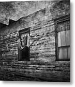 The Facade  Metal Print