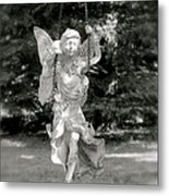 The Faery Swing Metal Print